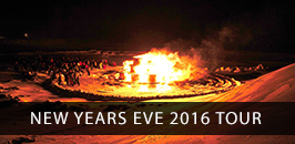 Travel Agency - New Years Eve 2016 Tour